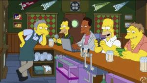 Simpson bar