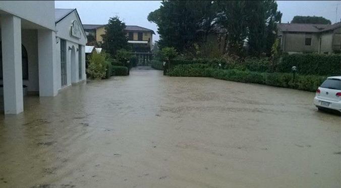 Arezzo - sistema fognario in seria difficoltà