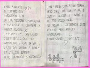 La lettera di Emy