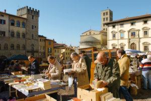 Arezzo, Fiera Antiquaria