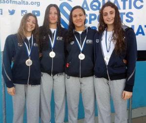 Chimera Nuoto - Eleonora Camisa Malta