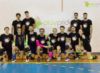 Volley Play Pride