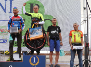 Podio Gianfranco Primaveri Team Scott Pasquini Stella Azzura