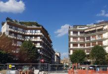 Alberi piazza della Repubblica